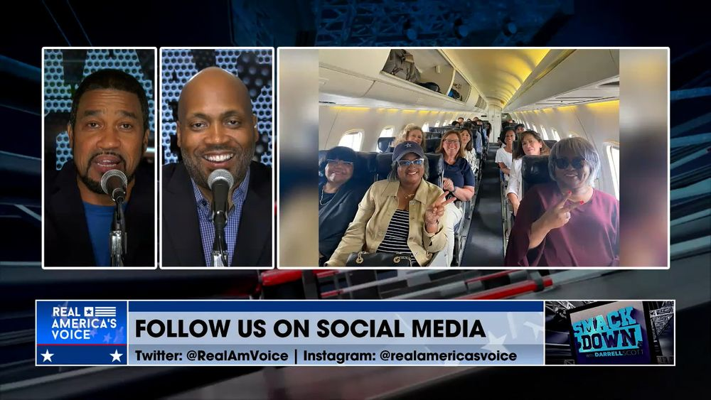 Snakes On A Plane, Or Rather Dems On A Plane