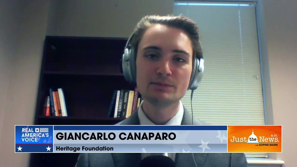 GianCarlo Canaparo, Heritage - Democrat Representatives openly want leftist radicalization of SCOTUS