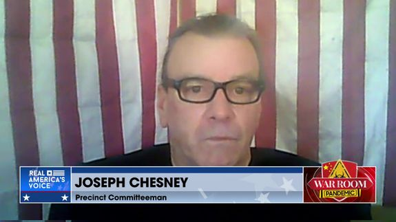 Steve Talks to Joseph Chesney About Becoming a Precinct Committeeman