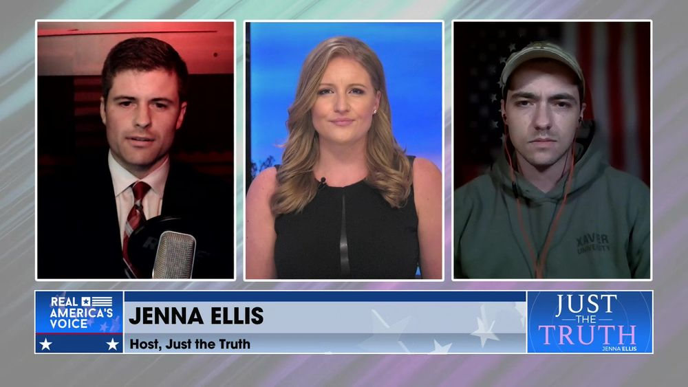 Spencer Meads and Morgan Kahmann Joins Jenna Ellis to Discuss Project Veritas and Facebook
