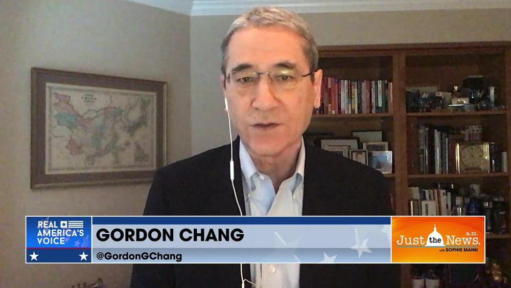"Gordon Chang, Author of ""The Great U.S-China Tech War"" - Biden team tough talk weak action vs China"
