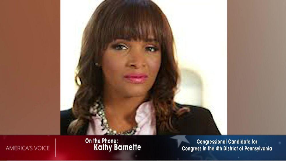 Kathy Barnette January 5 2020