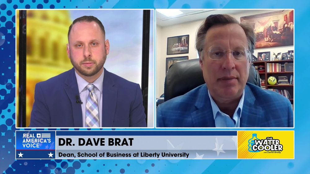 Former Congressman Brat (R-VA): Everyone should be concerned about rising debt