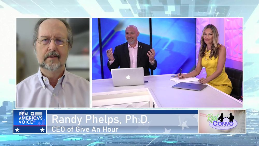 Give an Hour With Randy Phelps Part 1