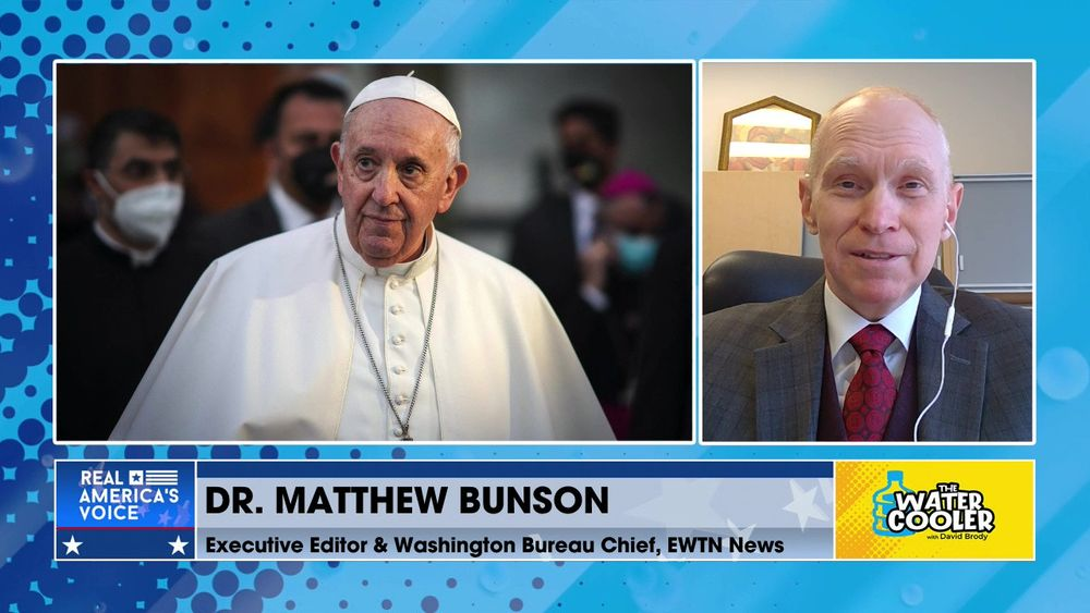 "Dr. Matthew Bunson: Biden Administration Promoting ""Aggressive Gender Ideology"""