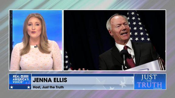 Opening Statement - Jenna Ellis Discusses Governor Asa Hutchinson's Veto On The Transgender Bill