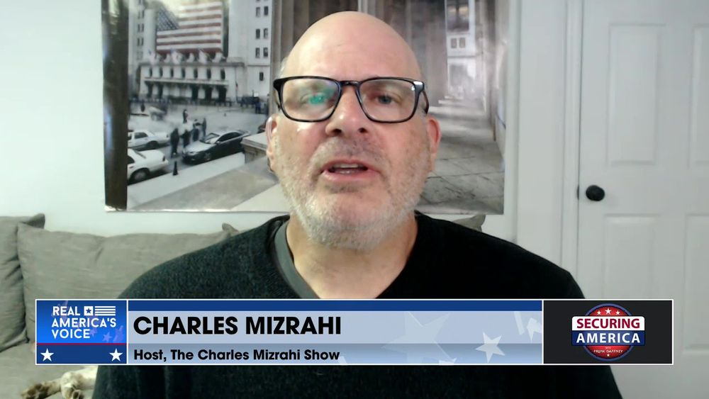 Charles Mizrahi talks about the Texas Democrats that fled to D.C.