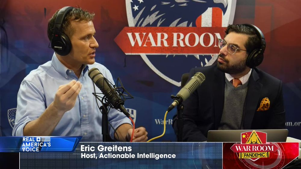 Eric Greitens Joins War Room to Discuss the Biden Administration's Executive Orders