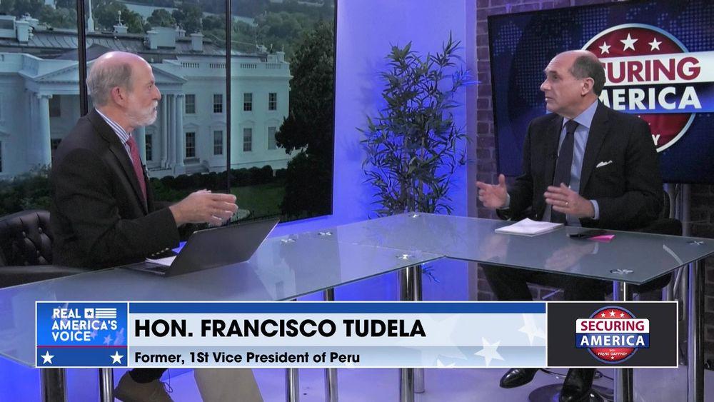 Hon. Francisco Tudela talks about China's rising influence throughout Latin America