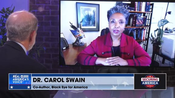 Dr. Carol Swain talks about her early life and Critical Race Theory