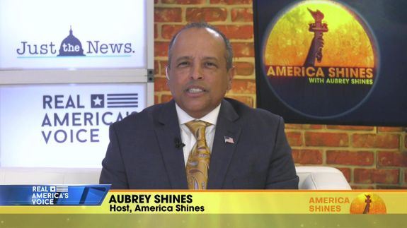 The Bottom Line, With Aubrey Shines - Teach the TRUTH, ANYONE can succeed in America