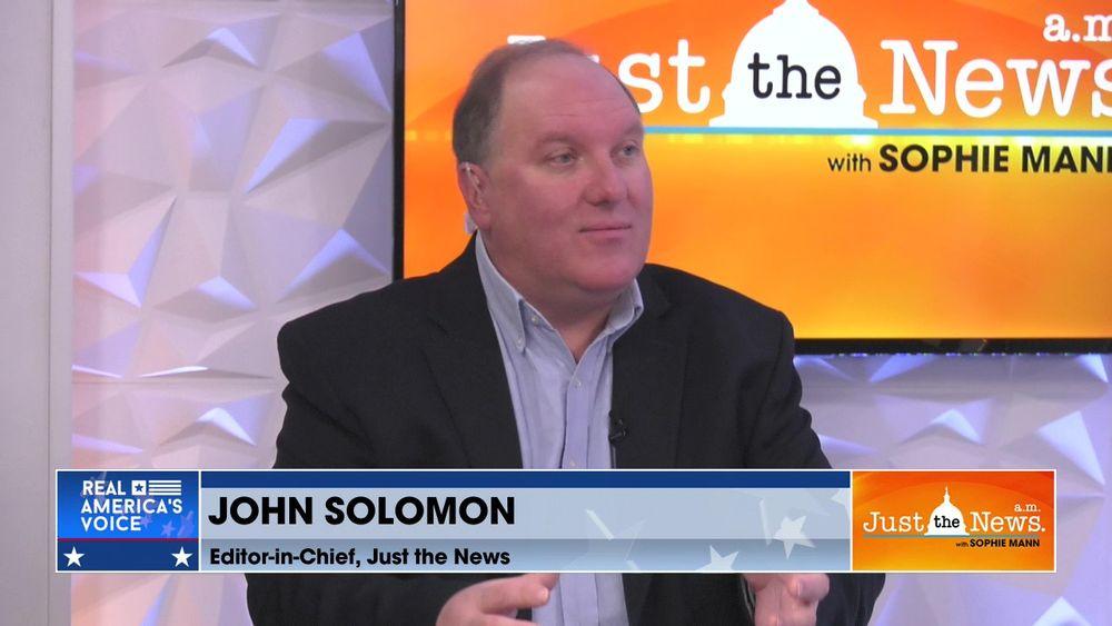 John Solomon - Convicted Democratic fund-raiser had secret ties to U.S. intelligence