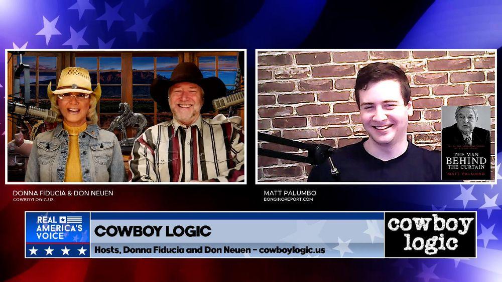 Cowboy Logic Segment 8 - Guest Matt Palumbo