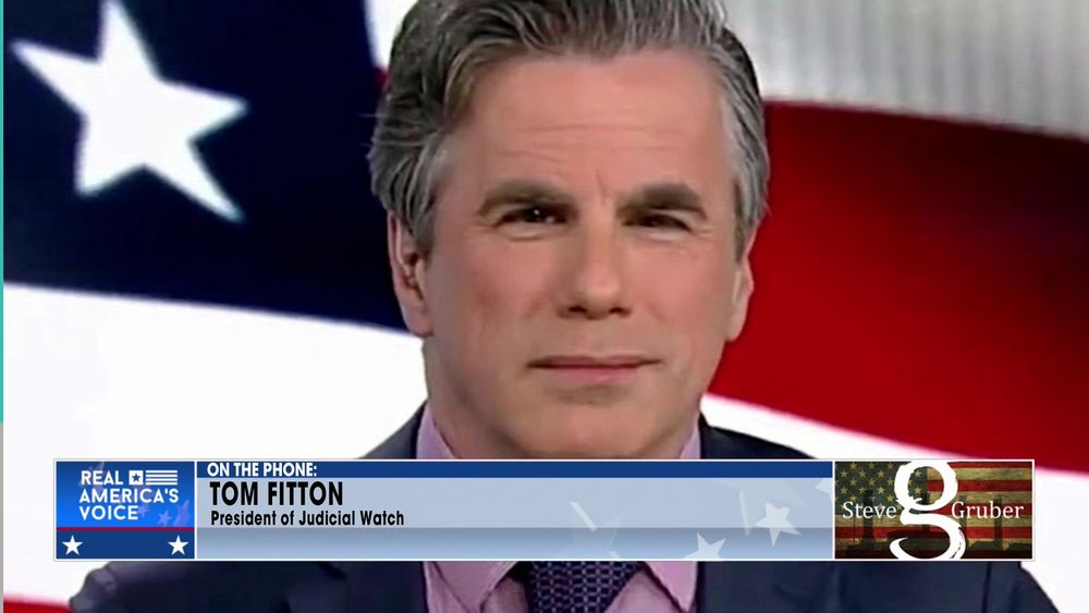 Tom Fitton May 21 2021