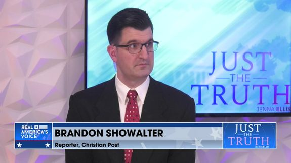 Jenna Talks To Brandon Showalter About What Is Going On With The Chemical Castration Of Our Children