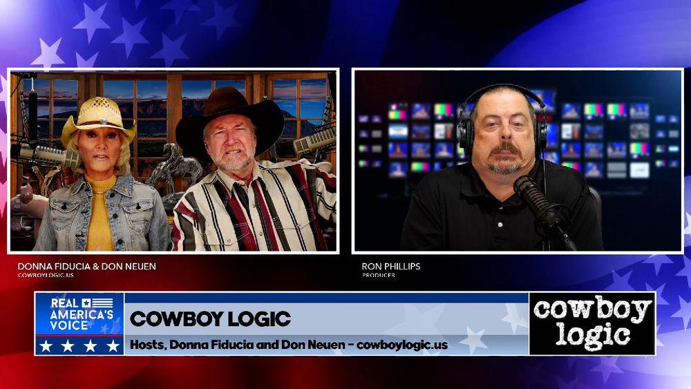 Cowboy Logic Segment 1 - The Headlines Part 1