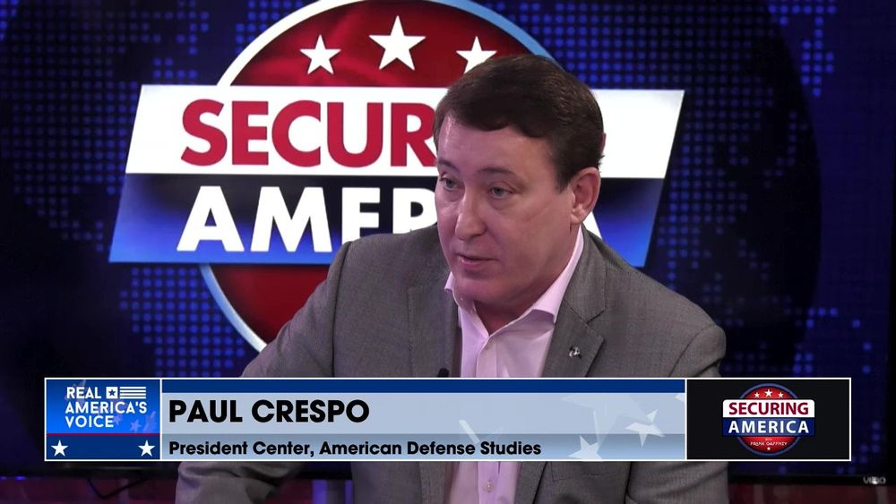 Paul Crespo talks about Chinese ambitions in space