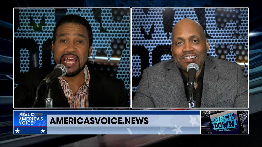 Darrell Scott and James Davis Talk Joe Bidens Many Gaffes at His First Press Conference