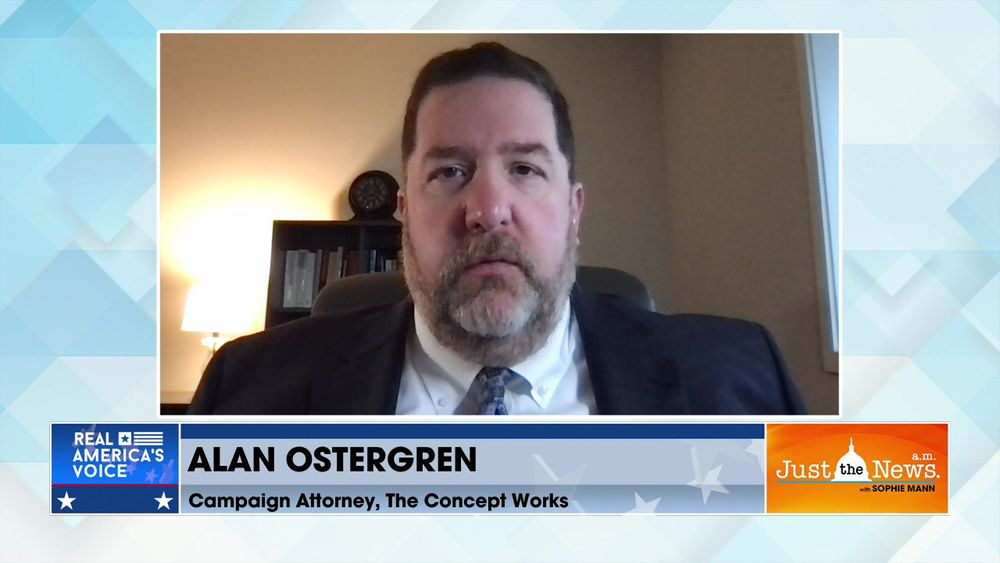 Alan Ostergren, Campaign Attorney - Nancy Pelosi tries to overturn IA-2 Congressional election