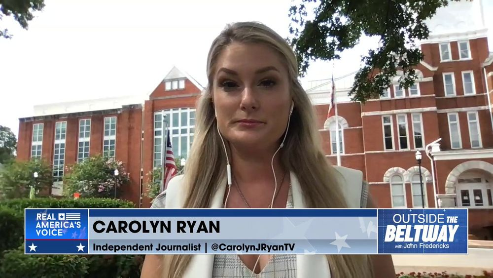 John Fredericks is Joined By Independent journalist, Carolyn Ryan