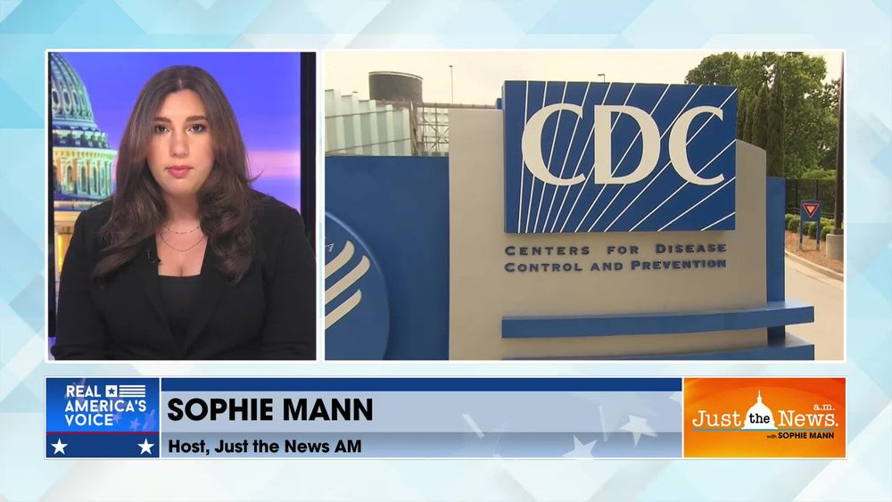 Just the News Minute- Sophie Mann Takes A Look At The Latest Headlines Coming From Just the News