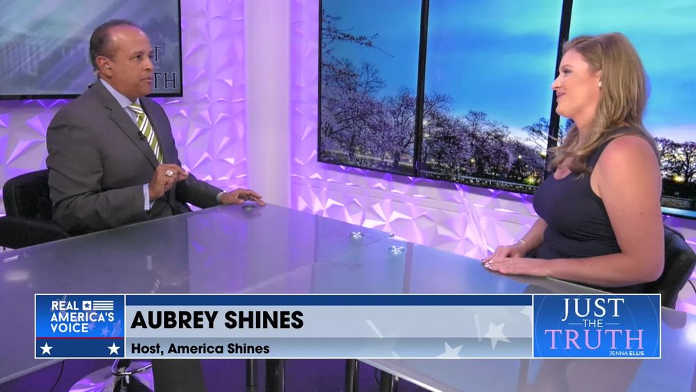Jenna Ellis is Joined by Host of America Shines, Aubrey Shines Part 2
