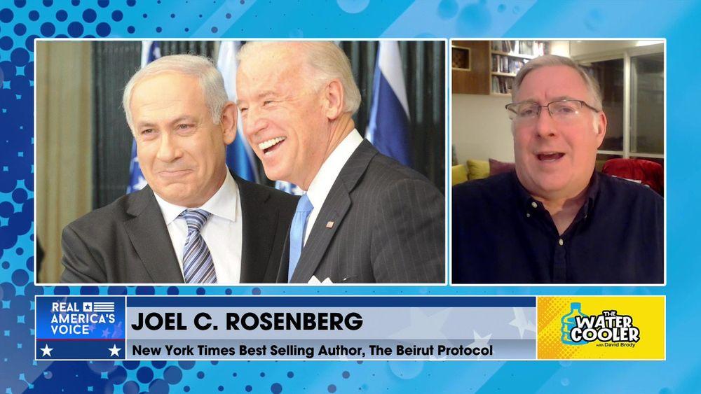 Joel Rosenberg: Support for Benjamin Netanyahu is Eroding
