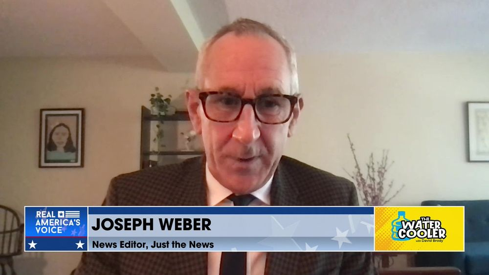 Just The News Editor Joe Weber on News of the Day