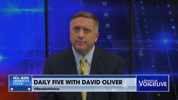 Daily Five With David Oliver