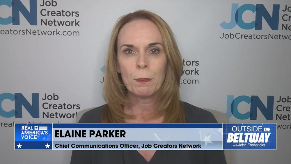 John Fredericks is Joined By Chief Communications Officer of Job Creators Network, Elaine Parker