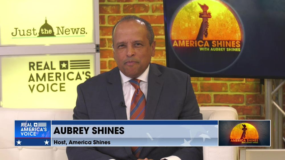 Bottom Line, with Aubrey Shines - The Left Wants Men to Feel Shame in Being Masculine