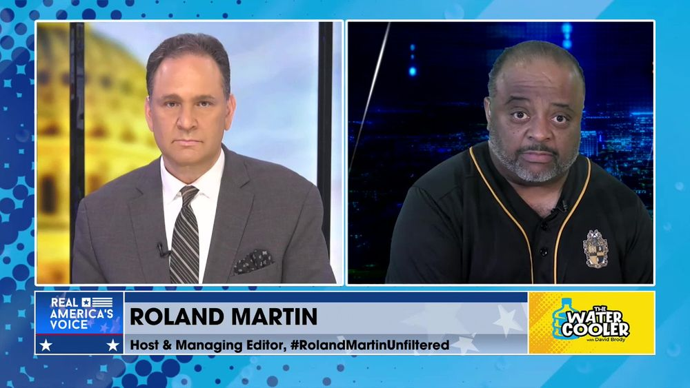 """Roland Martin on Systemic Racism - """"Racism is in the DNA of America"""""""