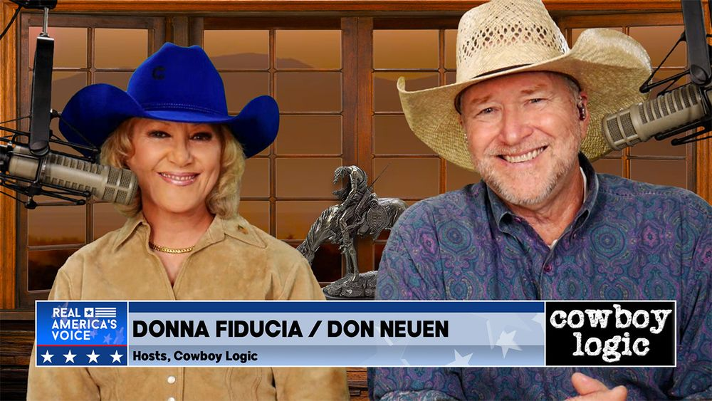 Donna Fiducia and Don Neuen with The Headlines Part 1