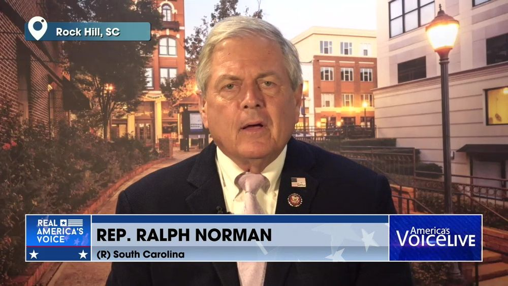 Ralph Norman Sits Down with Steve to Discuss the Biden Admin's Tax Increase on Businesses