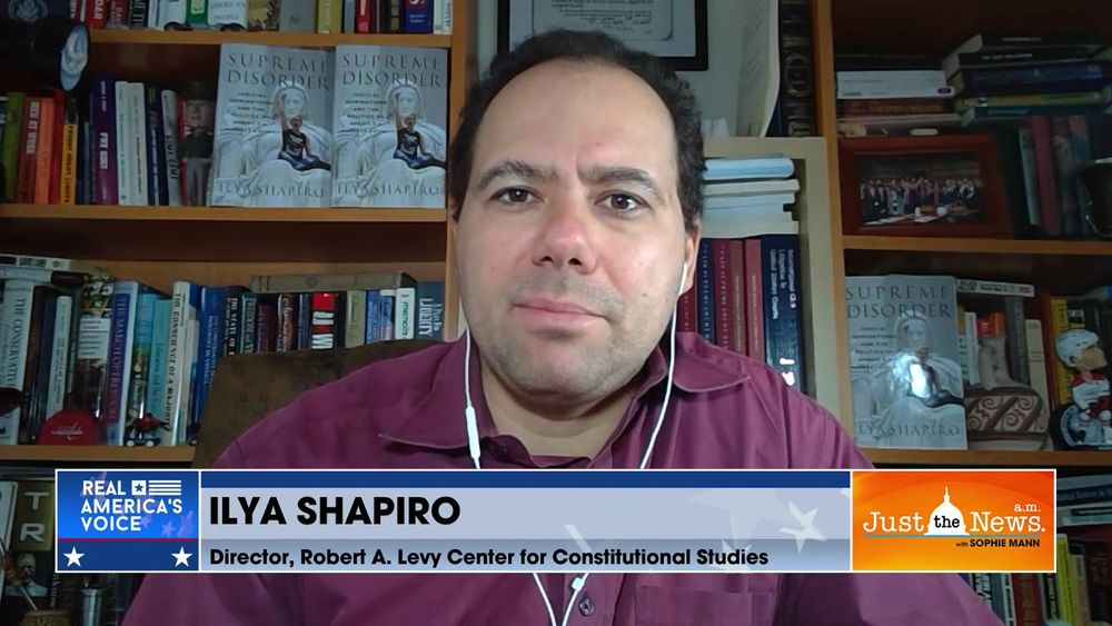 Ilya Shapiro, CATO Institute - Democrats efforts to expand SCOTUS could delegitimize court