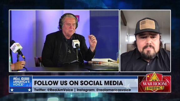 War Room: Pandemic With Steve Bannon Episode 1334 Part 4