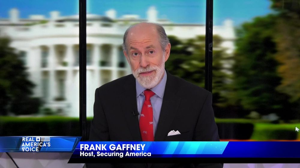 Frank Gaffney's monologue on President Biden's rise to power