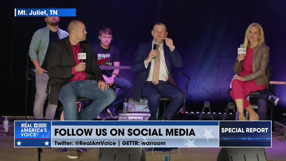 Live from the Save America Town Hall in Mt. Juliet, Tennessee Part 1