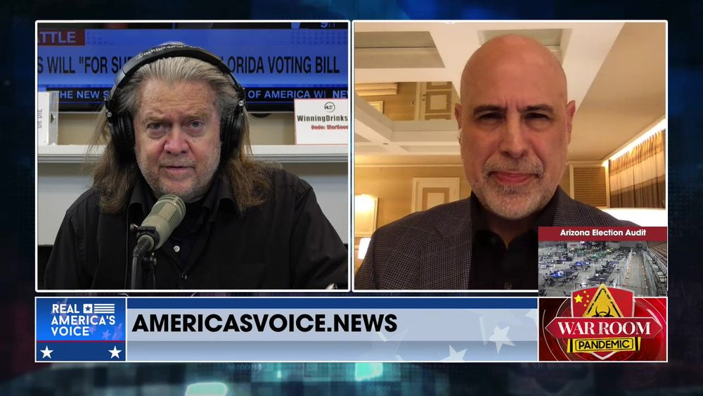 War Room Pandemic with Stephen K Bannon Episode 915 Part 3