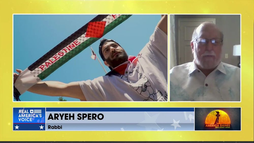 Aubrey Shines is Joined by Rabbi Aryeh Spero