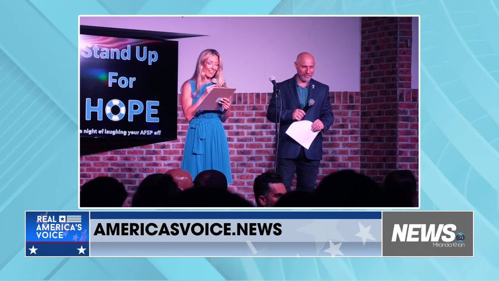 Recap of Stand Up for Hope