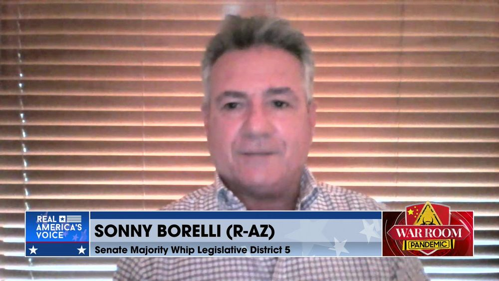 Sonny, Steve, and Jack Continue the Discuss on the Arizona Election Audit
