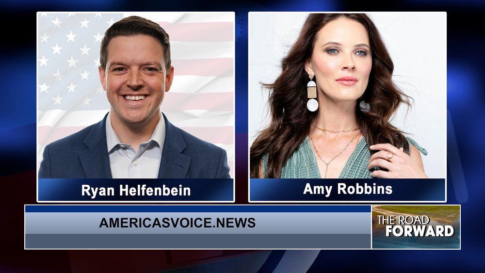 Ryan Helfenbein interviews Amy Robbins 10/31/21