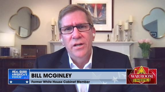 Bill McGinley Joins War Room to Discuss Getting Involved in Elections at a Local Level