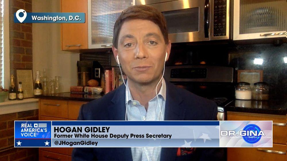 Hogan Gidley Former White House Deputy Press Secretary Joins Dr. Gina