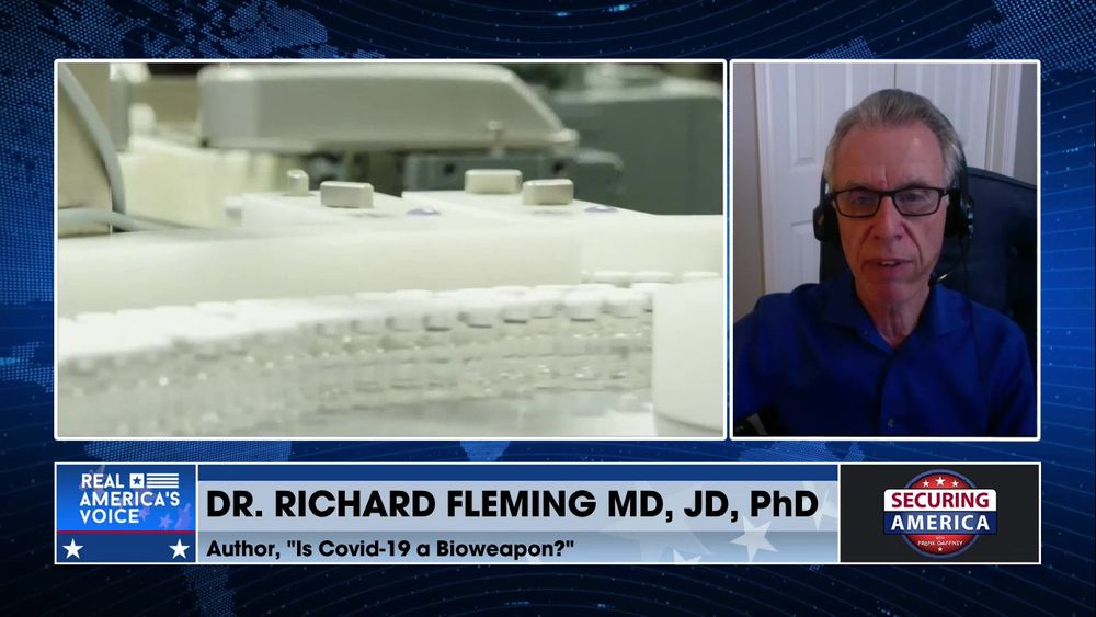 Dr. Richard Fleming: In medicine, when we do something wrong, we stop
