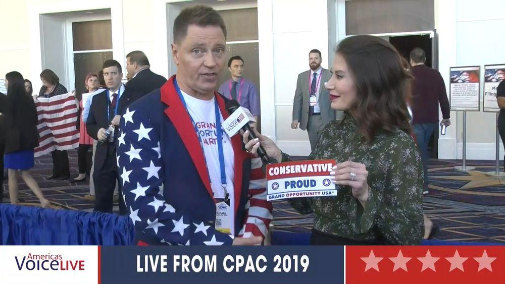 John Paul CPAC 2019