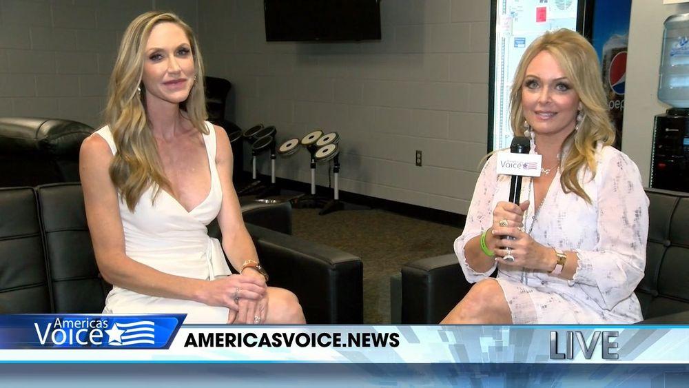 Lara Trump Talks With Dr. Gina Loudon