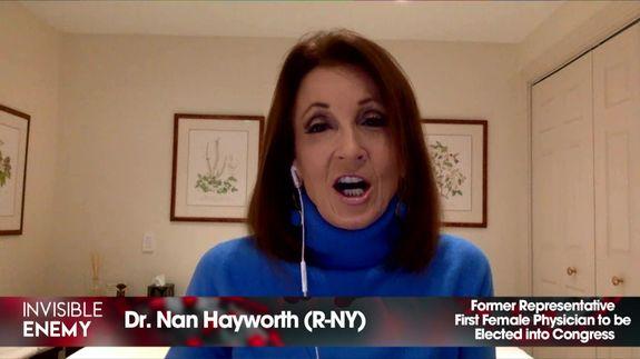 Former Rep. Dr. Nan Hayworth April 10 2020
