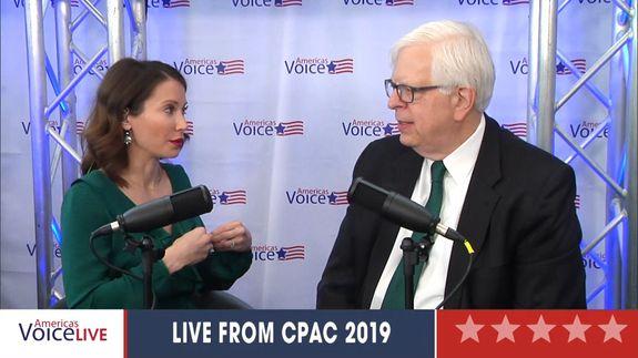 Dennis Prager CPAC 2019